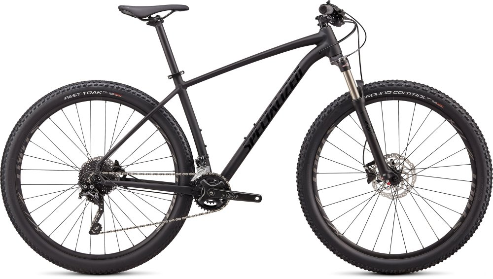Specialized Rockhopper Expert 2X Satin Black/Gloss Black L