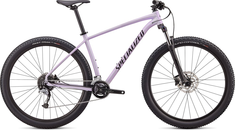 Specialized Rockhopper Comp 2X Gloss Uv Lilac/Black XXL