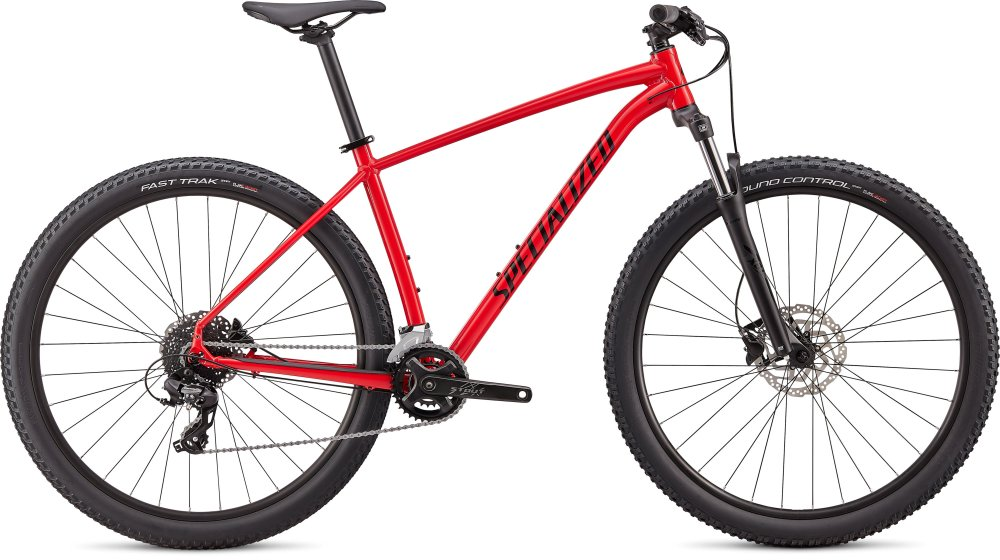 Specialized Rockhopper Flo Red/Tarmac Black L