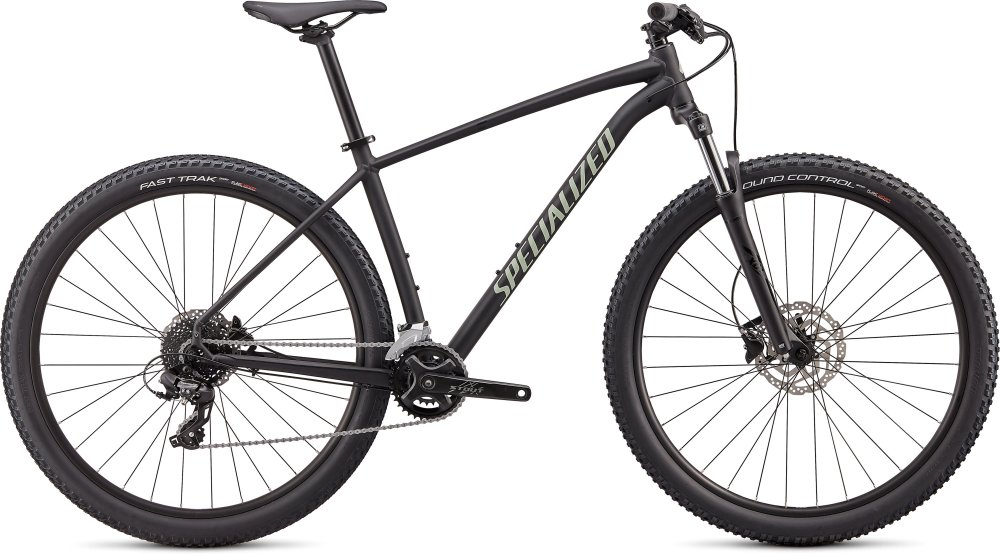 Specialized Rockhopper Satin Black/Spruce M