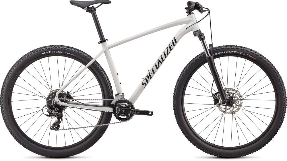 Specialized Rockhopper White/Black XS