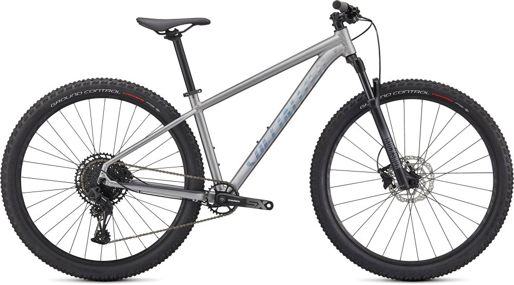 Specialized Rockhopper Expert 29 SATIN SILVER DUST / BLACK HOLOGRAPHIC S