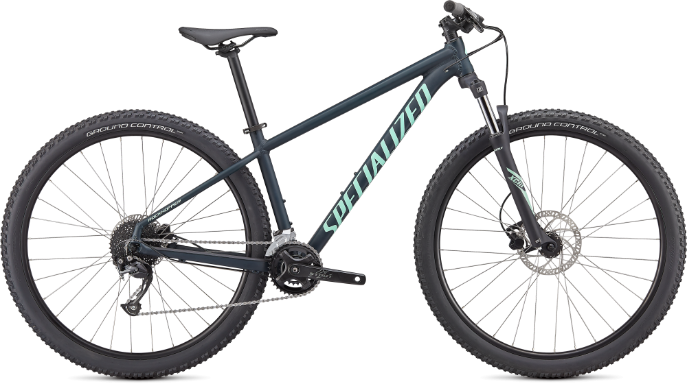 Specialized Rockhopper Sport 27.5 SATIN FOREST GREEN / OASIS XS