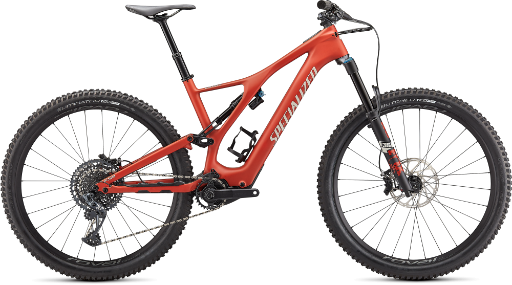 Specialized Turbo Levo SL Expert Carbon Satin Redwood / White Mountains XL