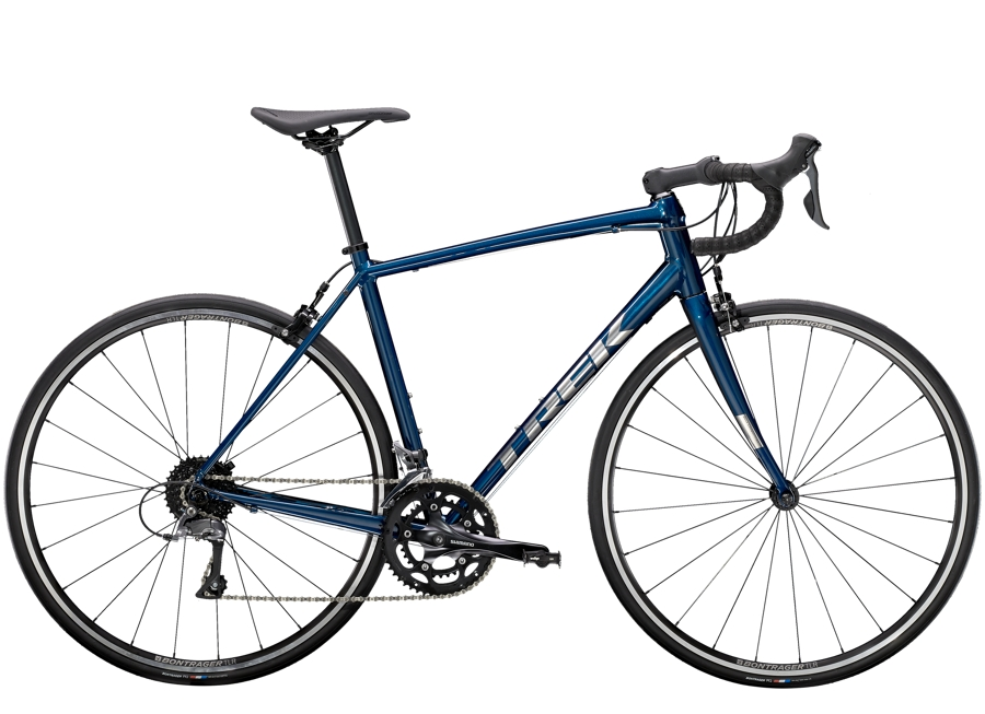 Trek Domane AL 2 50 Gloss Mulsanne Blue/Matte Trek Black