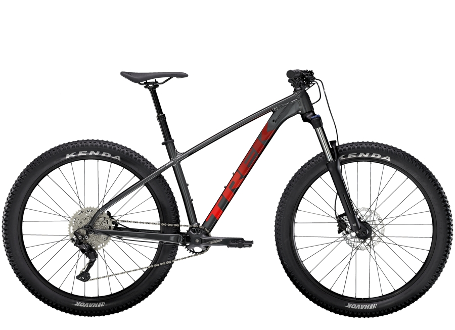 Trek Roscoe 6 S Lithium Grey/Cobra Blood