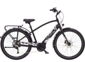 Electra Townie Path Go! 10D EQ Step-Over M Black