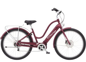 Electra Townie Path Go! 5i Step-Thru M Matte Rosewood